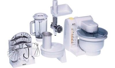 BOSCH Küchenmaschine MUM4655EU ProfiMixx 46 electronic, 550 Watt, Schüssel 3,9 Liter kaufen