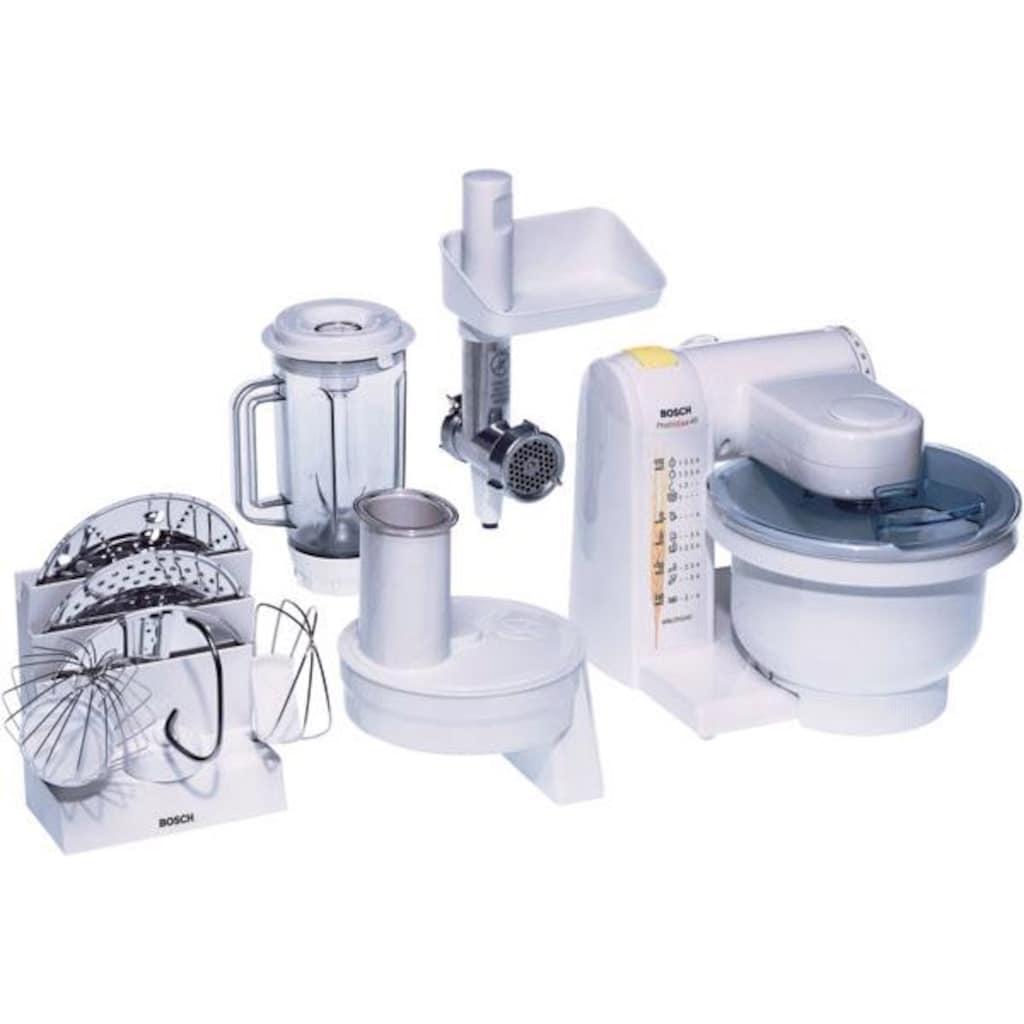 BOSCH Küchenmaschine »MUM4655EU ProfiMixx 46 electronic«, 550 W, 3,9 l Schüssel