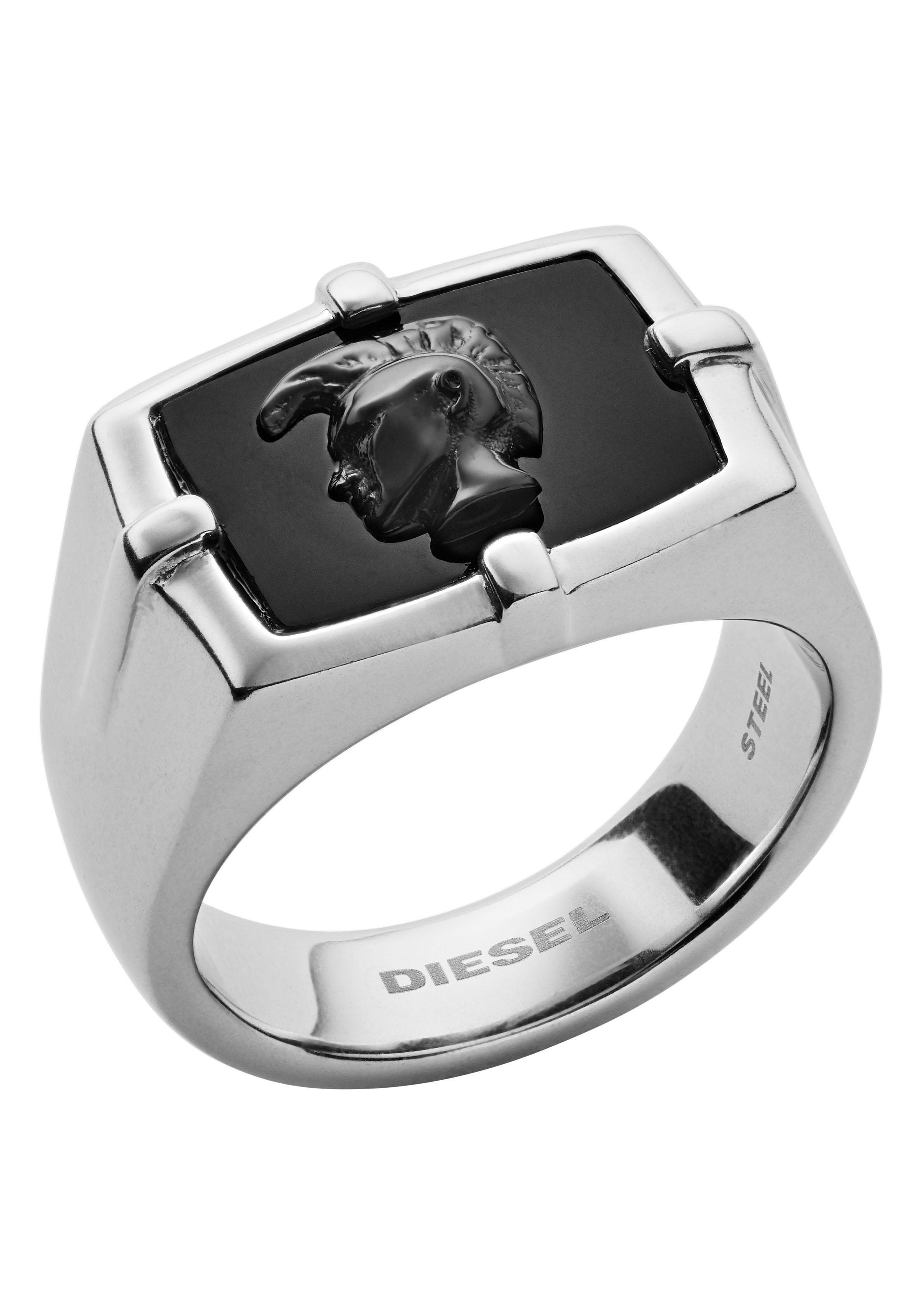 Diesel Fingerring DX1175040 | Schmuck > Ringe > Fingerringe | Diesel