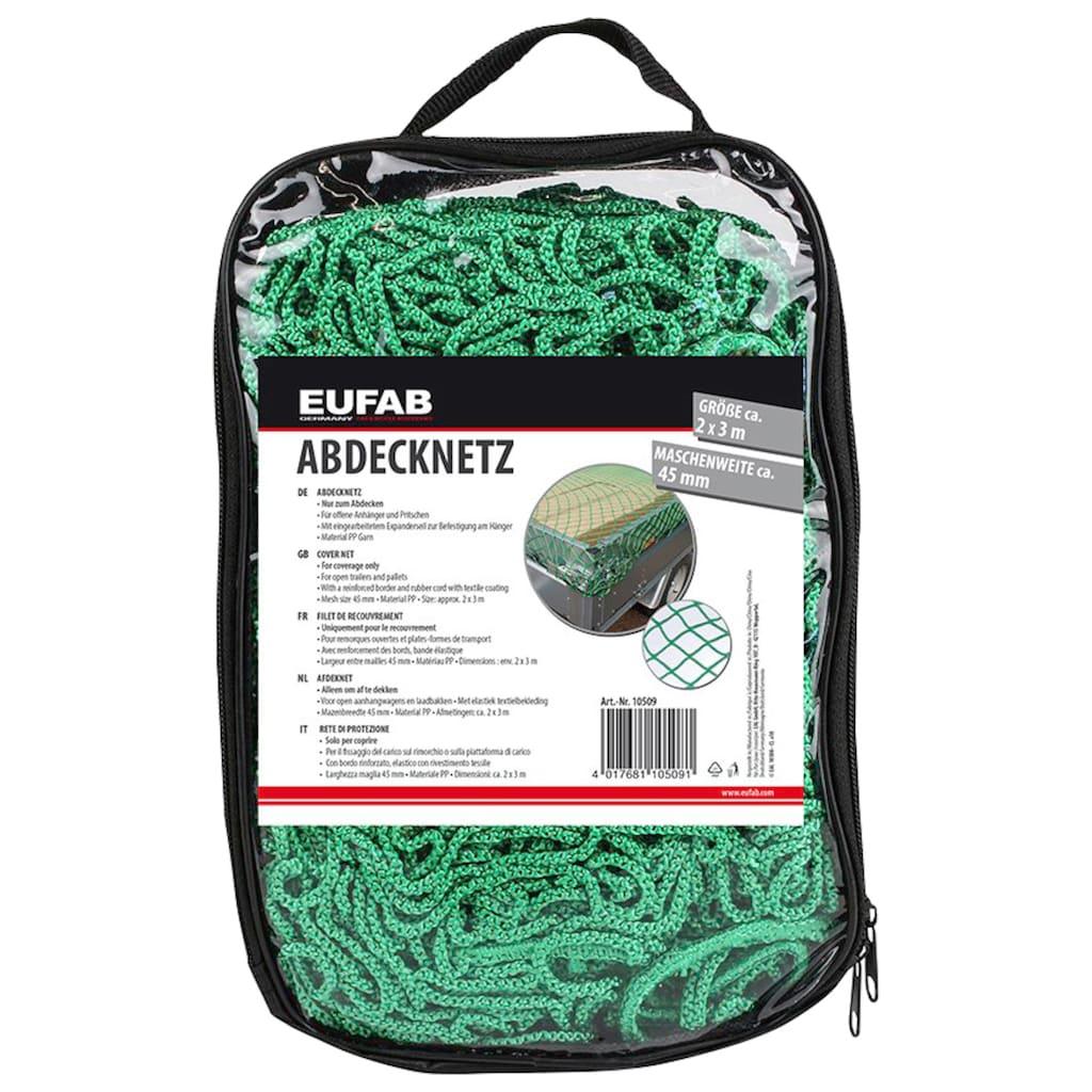 EUFAB Schutznetz »Anhängernetz«, 200x300 cm