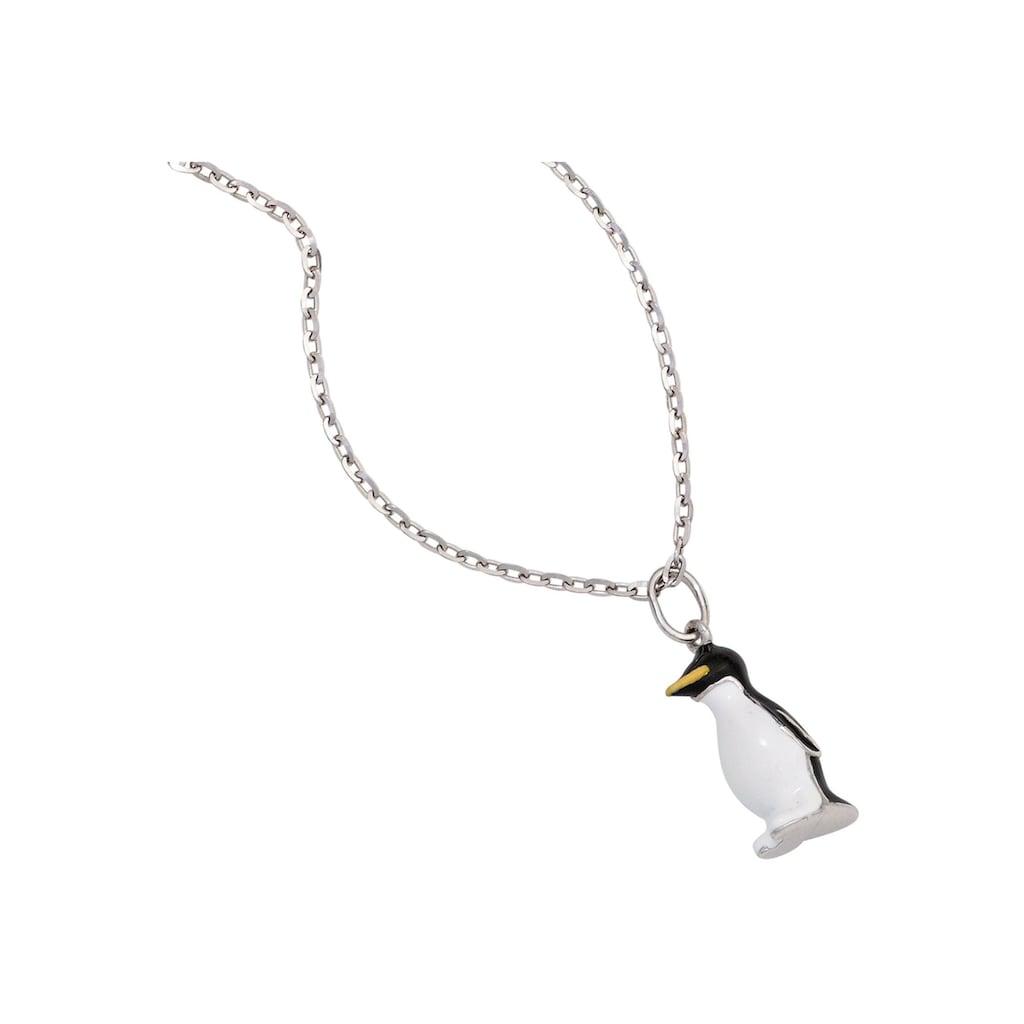 JOBO Kettenanhänger »Pinguin«, 925 Silber
