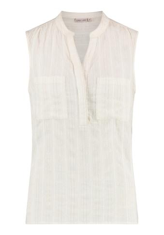 Juna Lane Ärmellose Bluse mit Glitzereffektgarn »Bessy« kaufen