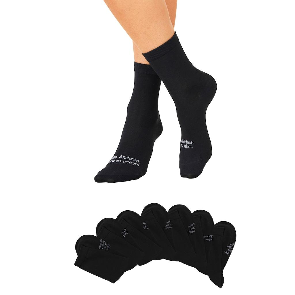 Bench. Socken (7 Paar)