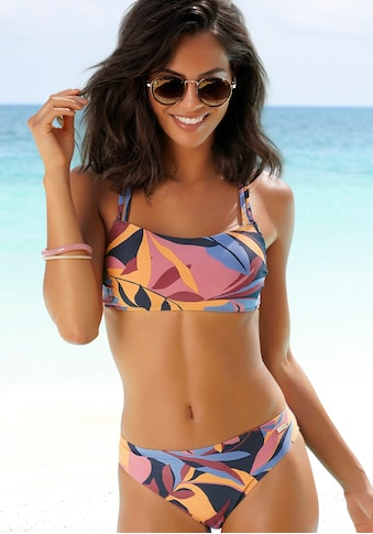 Sunseeker Bustier-Bikini, mit besonderem Rücken kaufen