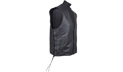 ROLEFF Motorradweste »RO 211«, Leder, Polyester kaufen