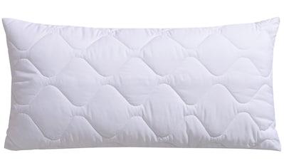 fan Schlafkomfort Exklusiv Kunstfaserkopfkissen »Sanamed 95«, Füllung: 100% Polyester,... kaufen
