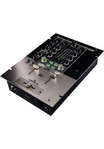 Reloop® Mischpult »Digitaler DJ-Battlemixer mit innoFader und Dynamic FX, Kut« kaufen