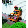 promadino Pflanzentreppe »Blumentreppe klein«, BxTxH: 50x60x56 cm