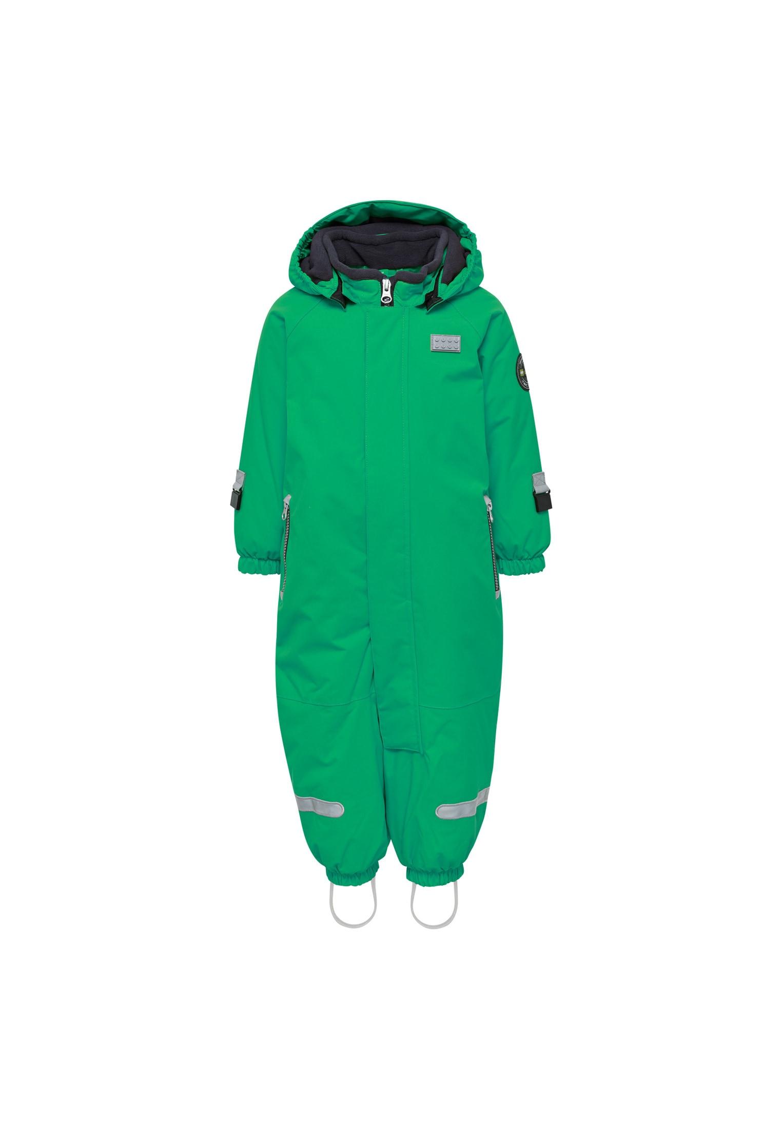 LEGO Wear Skianzug LWJULIAN 711 grün Jungen Schneeanzüge Schneebekleidung Jungenkleidung
