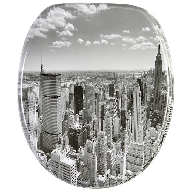 SANILO WC-Sitz »Skyline New York«