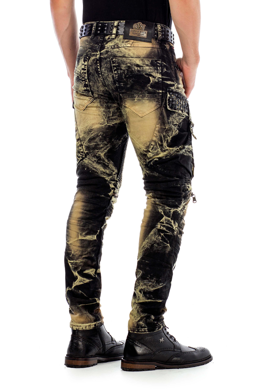 cipo & baxx -  Bequeme Jeans Sunburst
