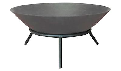 HOME DELUXE Feuerschale »Grey Bowl«, ØxH: 56x26 cm kaufen