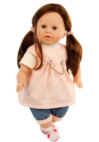 Schildkröt Manufaktur Babypuppe »Susi, rosé/jeans«, Made in Germany kaufen