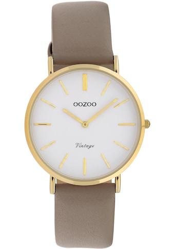 OOZOO Quarzuhr »C20089« kaufen
