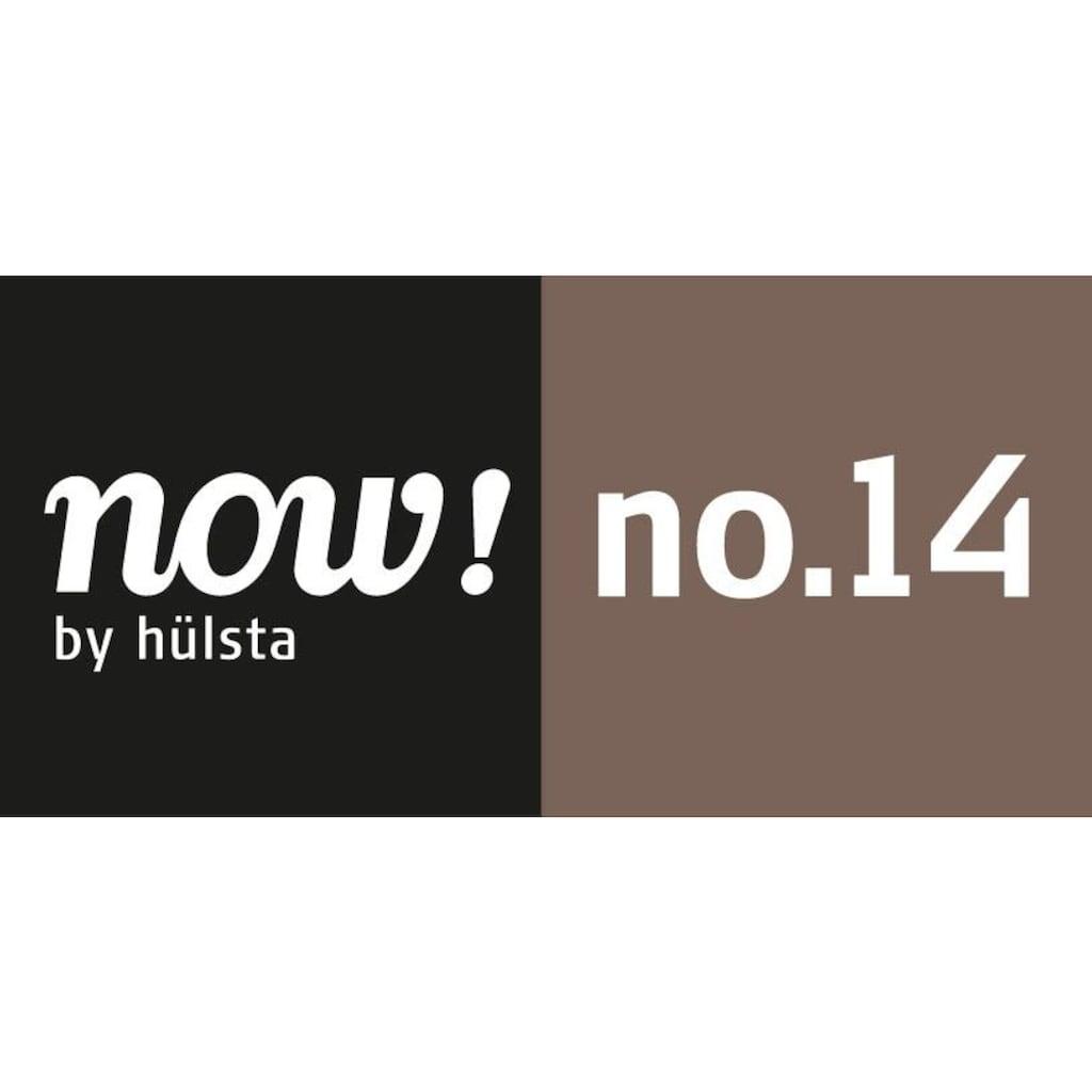 now! by hülsta Nachtkonsole »now! no. 14«, mit zwei Schubladen