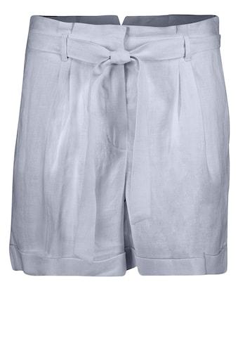 Betty&Co Shorts »mit Bindegürtel« kaufen