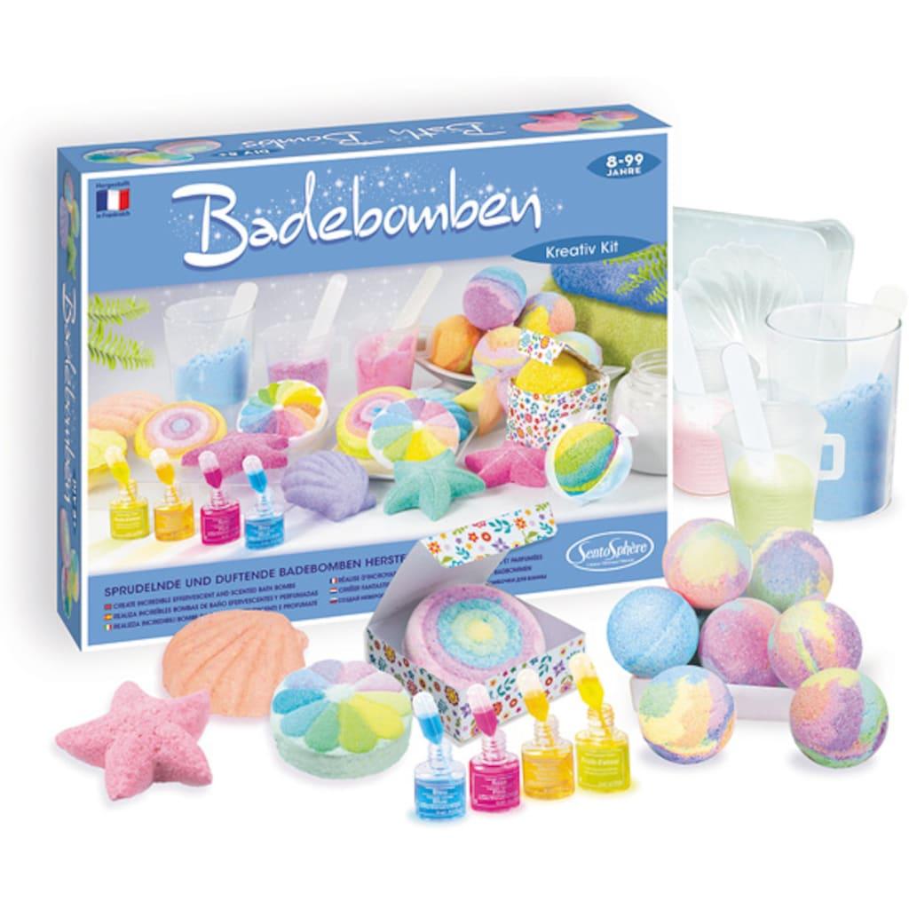 SentoSphere Kreativset »Badebomben«, Made in Europe