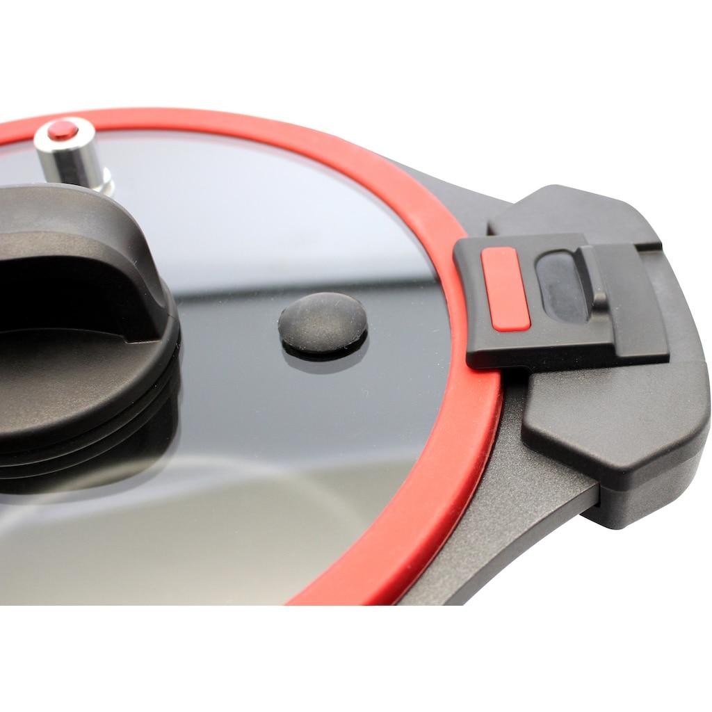 Elo Dampfgartopf, Aluminiumguss, Ø 24 cm, 6 Liter, Induktion