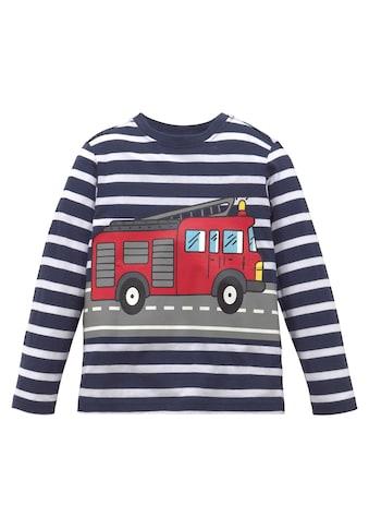 KIDSWORLD Langarmshirt »Feuerwehr« kaufen