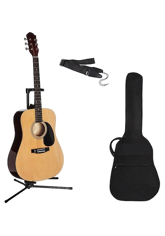 "Gitarrenset ""Westerngitarre"" 4/4 kaufen"