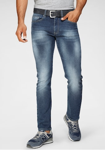 TOM TAILOR Polo Team Stretch - Jeans »OWEN« kaufen
