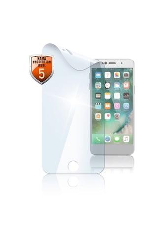 """Hama Schutzfolie Displayschutzfolie für iPhone 6 / 6s, 2 Stück »""""Crystal Clear""""« kaufen"""