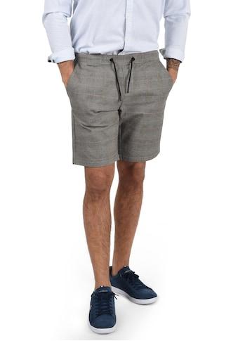 Blend Chinoshorts »Chestin«, kurze Hose mit Karomuster kaufen