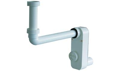 CORNAT Röhren - Geruchverschluss für Waschtisch - Aufputz kaufen