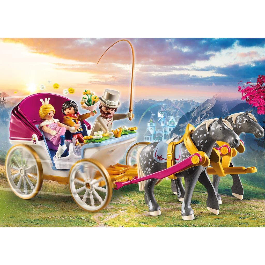 Playmobil® Konstruktions-Spielset »Romantische Pferdekutsche (70449), Princess«, ; Made in Germany