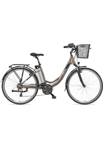 Telefunken E-Bike »Multitalent RC860«, 7 Gang, Shimano, Shimano Acera, Mittelmotor 250... kaufen