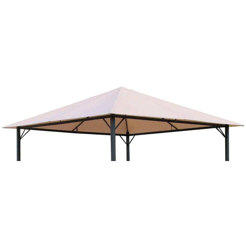 Quick Star Pavillonersatzdach »Nizza«, für 300x300 cm