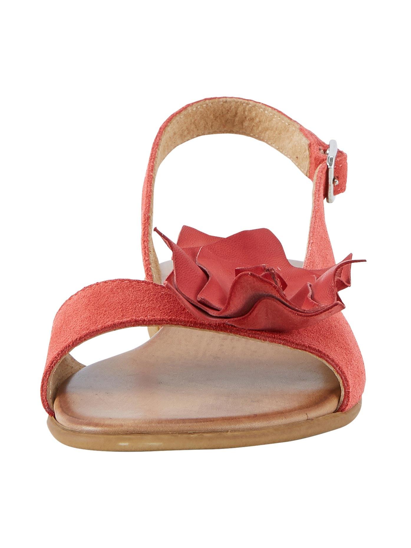 heine Sandalette rot Damen Sandaletten Sandalen