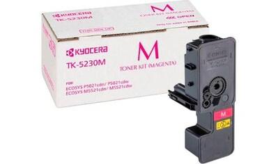 Kyocera Tonerpatrone »Kyocera Toner TK-5230M, original, 1T02R9BNL0, magenta« kaufen