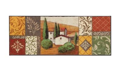 Fußmatte Toskana, waschbar kaufen