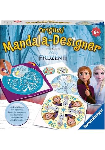 Ravensburger Malvorlage »Original Mandala-Designer® - Disney Frozen II«, Made in Europe, FSC® - schützt Wald - weltweit kaufen