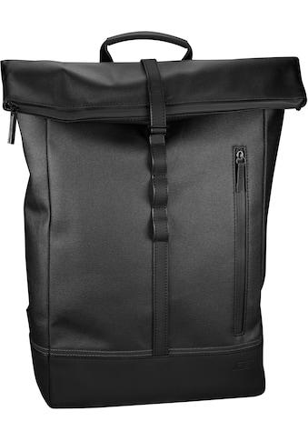 Jost Freizeitrucksack »Billund, schwarz«, enthält recyceltes Material (Global Recycled... kaufen