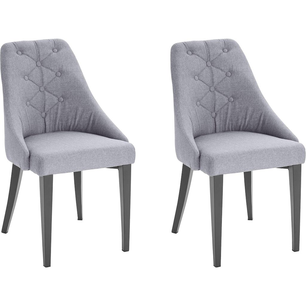 Duo Collection Stuhl »Vanessa«, (2 Stück)