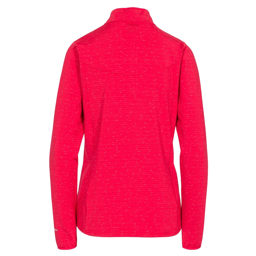 Trespass Langarmshirt »Damen Sport-Top Cristina, langärmlig«