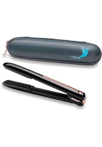 BaByliss Glätteisen »9000«, Keramik-Beschichtung, kabelloses High-Performance Glätteisen für alle Haartypen kaufen