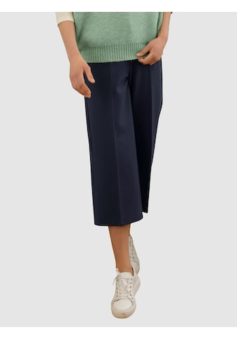 Dress In Culotte, (1 tlg.), mit Bügelfalte kaufen