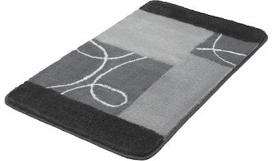 Badematte »Curly«, MEUSCH, Höhe 20 mm, rutschhemmend beschichtet, fußbodenheizungsgeeignet kaufen