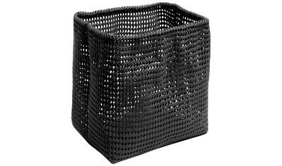 Möve Drahtkorb »TUBE«, aus Metall mit Kunststoffmantel kaufen