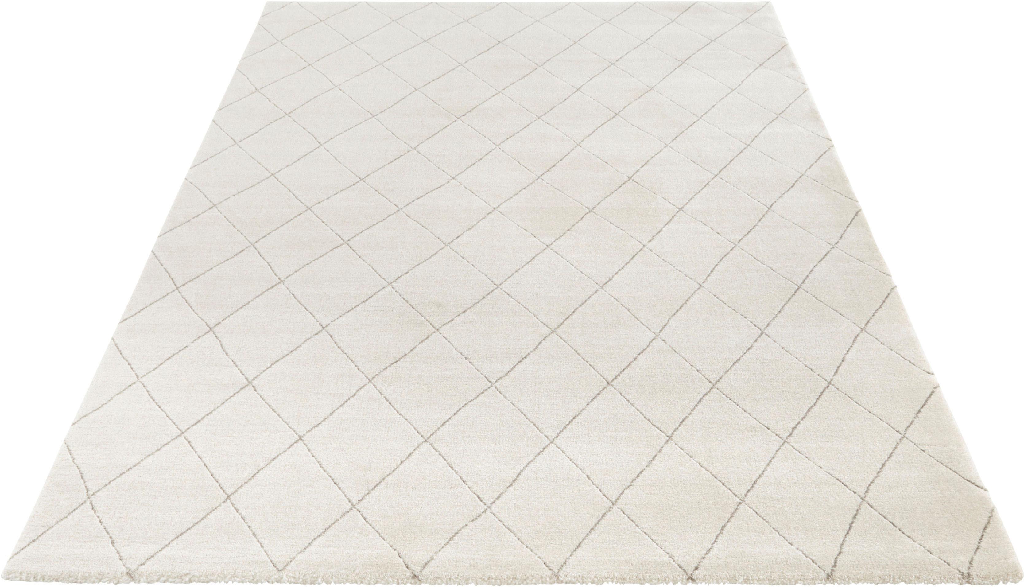 Teppich Sannois ELLE Decor rechteckig Höhe 12 mm maschinell gewebt