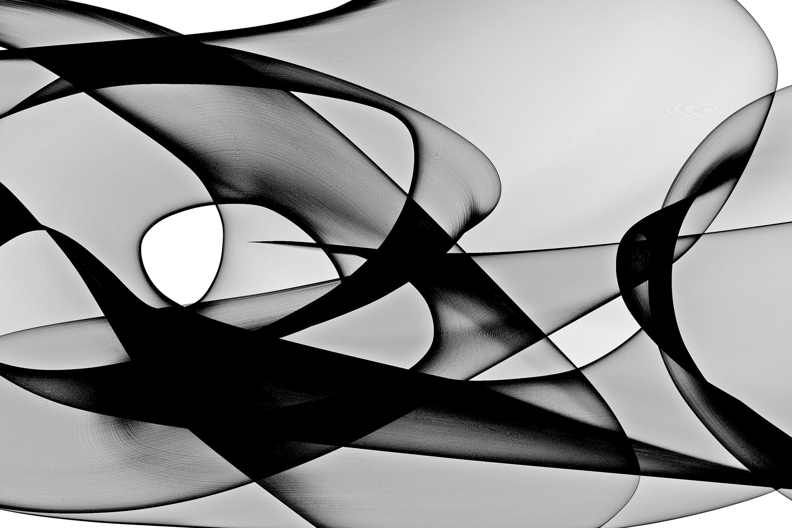 Places of Style Acrylglasbild Abstrakte Kunst Wohnen/Accessoires & Leuchten/Wohnaccessoires/Bilder & Bilderrahmen/Acrylglasbilder