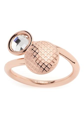 LEONARDO Fingerring »Ring Delicato, 018362, 018363, 018364«, mit Glasstein kaufen