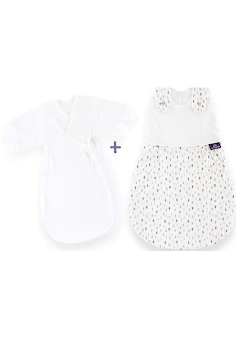 Träumeland Babyschlafsack »Set Dreiecke bunt« ((Packung, 3 - tlg., 3er - Pack)) kaufen
