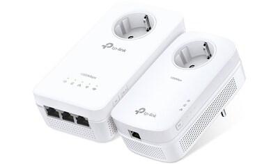 TP - Link Powerline »TL - WPA8630P KIT AV1200 Powerline 2er WLAN AC« kaufen