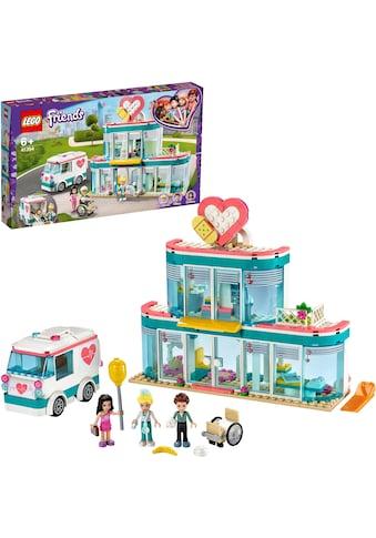 LEGO® Konstruktionsspielsteine »Krankenhaus von Heartlake City (41394), LEGO®... kaufen