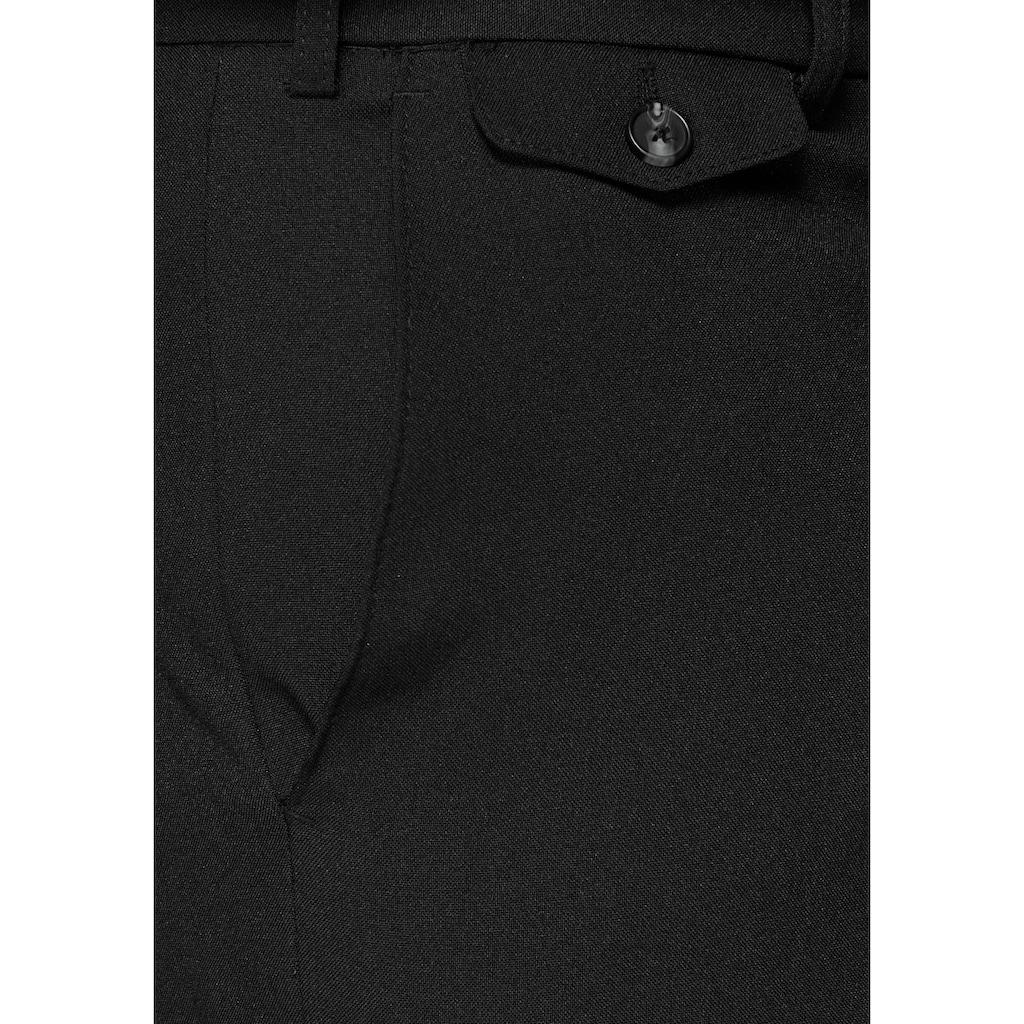 Man's World Anzughose, (Spar-Set, 2 tlg., 2er-Pack), 2. Hose in Schwarz