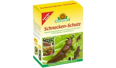 Neudorff Pflanzenschutzmittel »Abwehrband Schnecken-Schutz«, 8 m kaufen